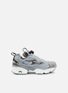 Reebok - WMNS Instapump Fury Jungle Book, Grey/Coal/Silver/Chalk