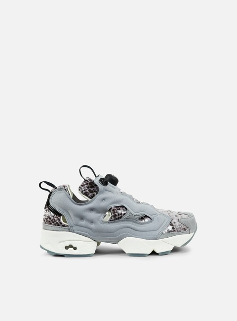 sneakers reebok wmns instapump fury jungle book grey coal silver chalk