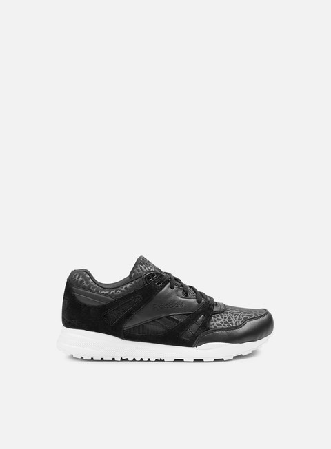 sneakers reebok wmns ventilator gallery ii black white