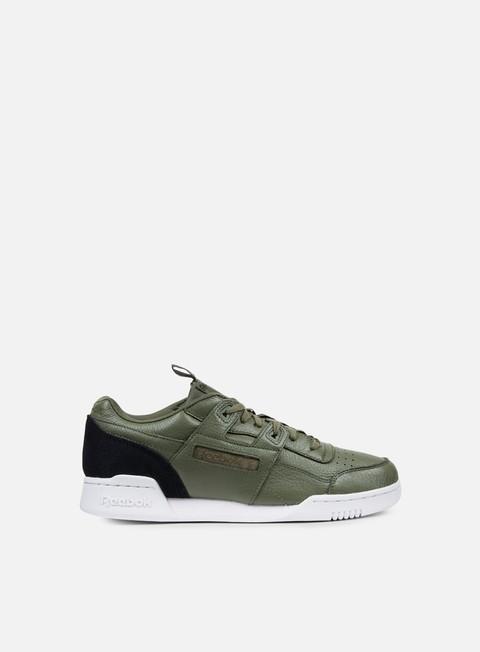 Low Sneakers Reebok Workout Plus IT