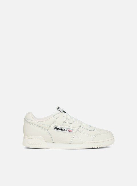 Low Sneakers Reebok Workout Plus MU