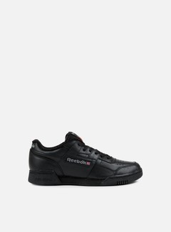 Reebok - Workout Plus Vintage, Black/Carbon/Classic White