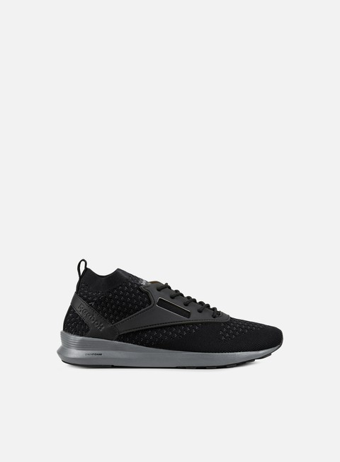 sneakers reebok zoku runner is black