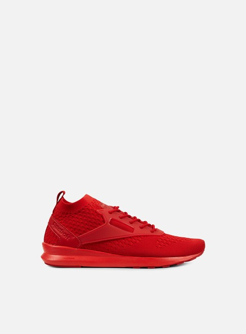 sneakers reebok zoku runner is power red techy red