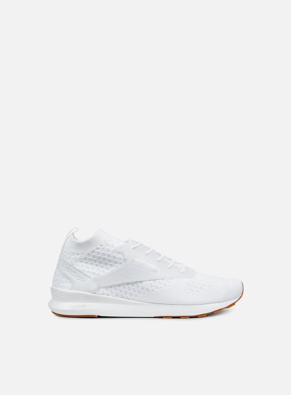 Reebok - Zoku Runner ULTK Gum, White/Steel/Gum