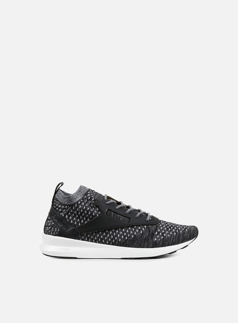 sneakers reebok zoku runner ultk ht coal black