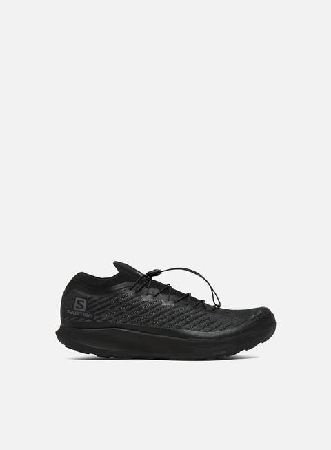 Low sneakers Salomon S/Lab Pulsar Black LTD