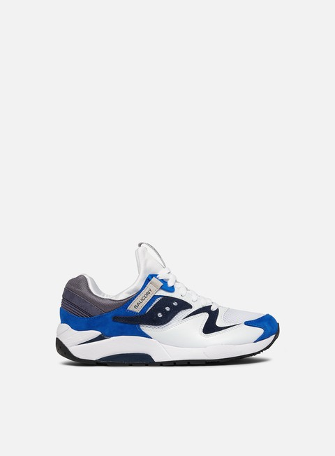 Low Sneakers Saucony Grid 9000