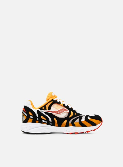 Low Sneakers Saucony Grid Azura 2000