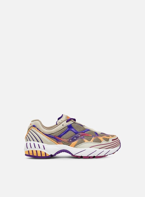 Sneakers da Running Saucony Grid Web White Mountaineering