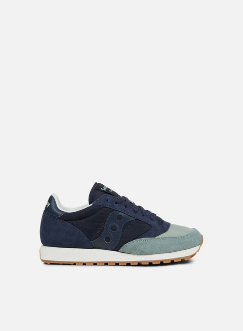 sneakers saucony jazz original aqua grey navy