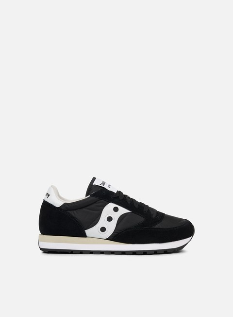 sneakers saucony jazz original black white