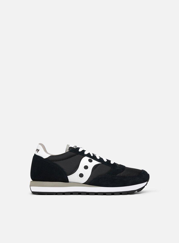 Sneaker SAUCONY JAZZ ORIGINAL S2044449 BLACK/WHITE