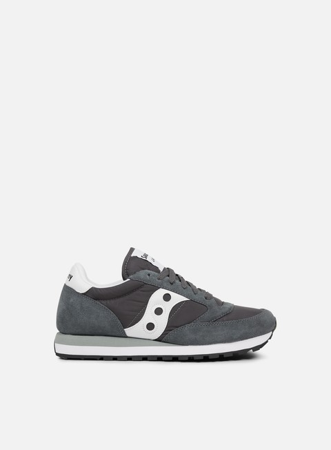 sneakers saucony jazz original charcoal