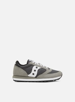 Saucony - Jazz Original, Dark Grey/White