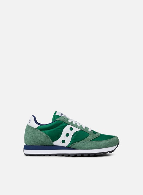 sneakers saucony jazz original green white