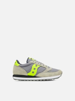Saucony - Jazz Original, Grey/Citron