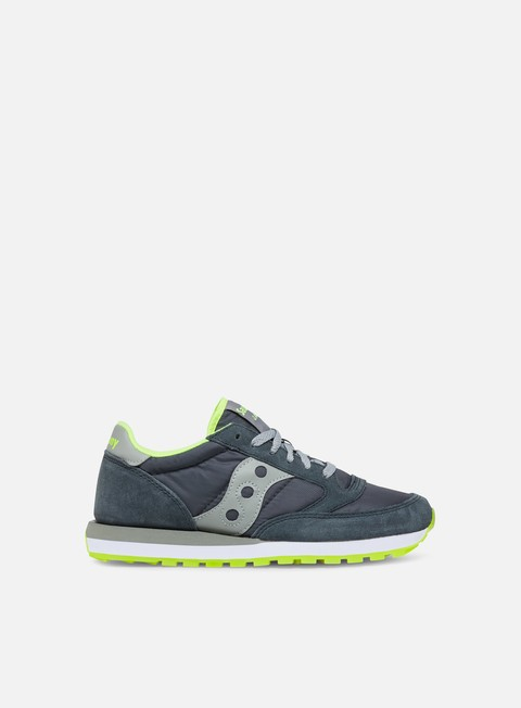 sneakers saucony jazz original grey green
