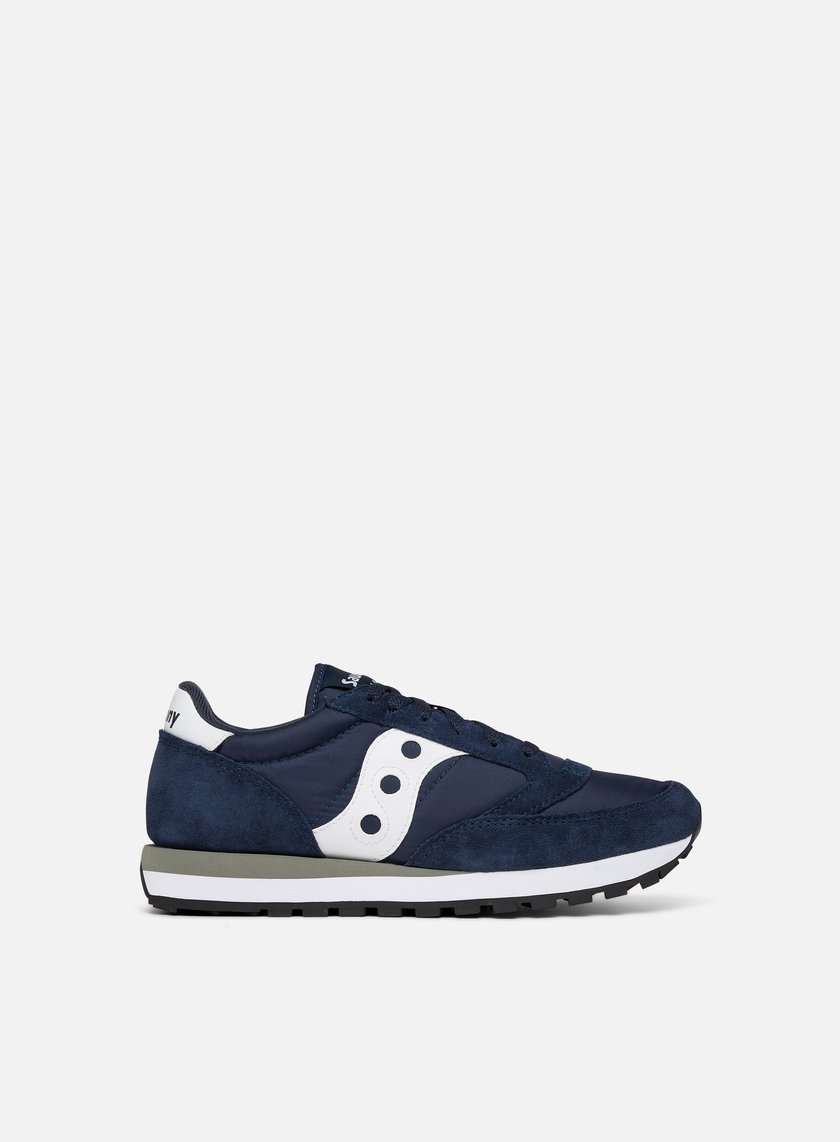 Alta qualit Saucony Jazz Original S2044316 Navy/White vendita