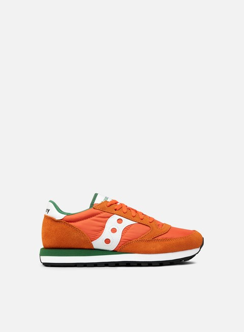 sneakers saucony jazz original orange white