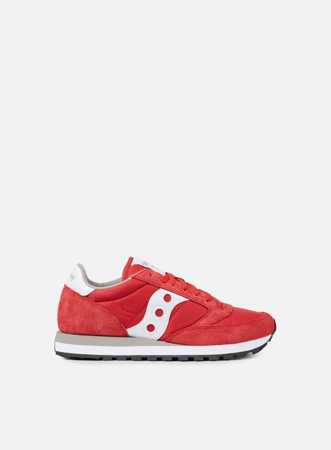 sneakers saucony jazz original red