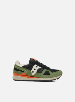 Saucony - Shadow Original, Black/Green