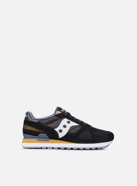 sneakers saucony shadow original black white