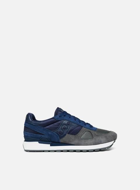 sneakers saucony shadow original blue grey