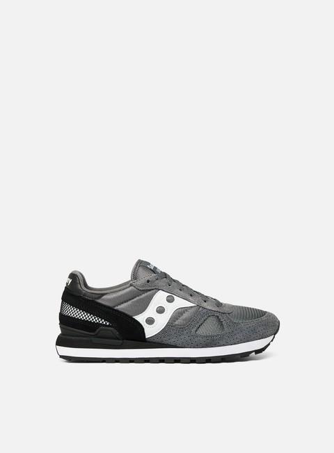 sneakers saucony shadow original grey black