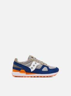 Saucony - Shadow Original, Grey/Navy/Orange