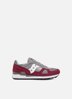 Saucony - Shadow Original, Grey/Red