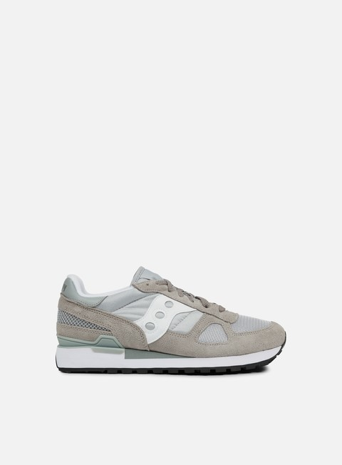 sneakers saucony shadow original grey white