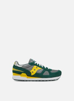 Saucony - Shadow Original, Mallard/Cyber Yellow