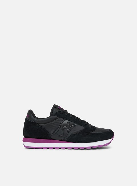 sneakers saucony wmns jazz original black pink