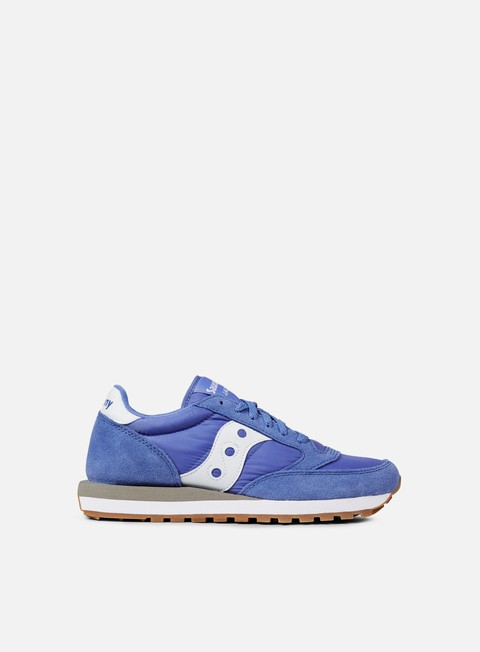 sneakers saucony wmns jazz original blue