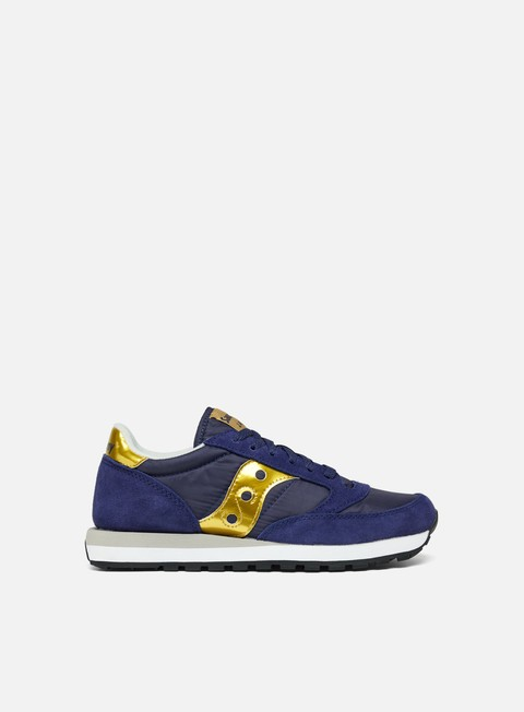 sneakers saucony wmns jazz original blue gold