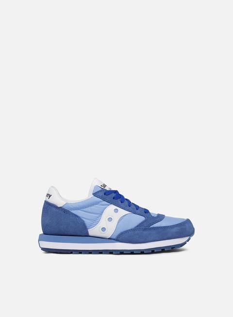 Low Sneakers Saucony WMNS Jazz Original