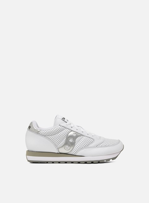 Sneakers Basse Saucony WMNS Jazz Original Leather