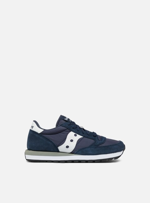 sneakers saucony wmns jazz original navy white