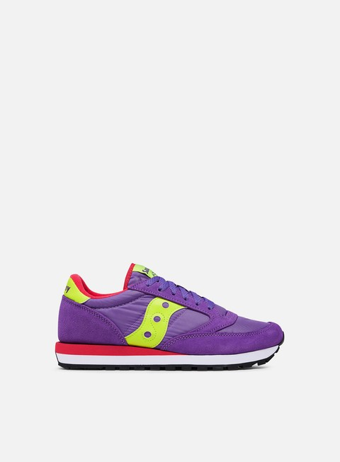 Sale Outlet Low Sneakers Saucony WMNS Jazz Original