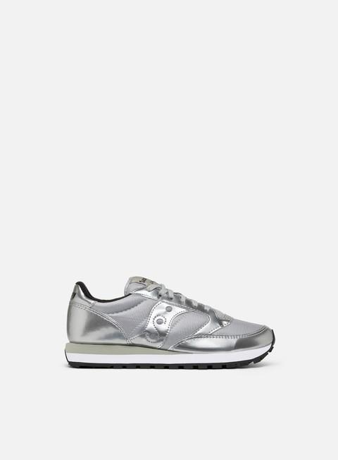 sneakers saucony wmns jazz original silver