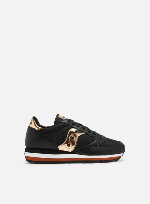Sale Outlet Low Sneakers Saucony WMNS Jazz Triple