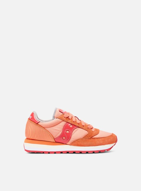 Low Sneakers Saucony WMNS Jazz Triple