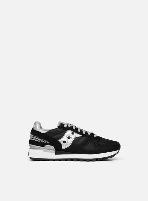 sneakers saucony wmns shadow original black silver