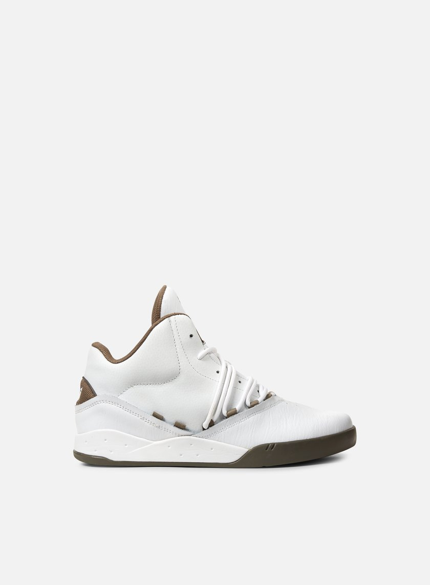 Supra - Estaban, White/Morel/Morel