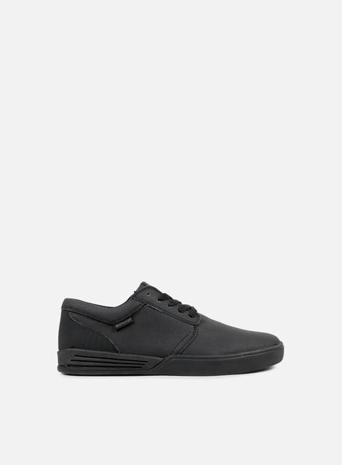 sneakers supra hammer black black