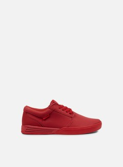 Supra - Hammer, Red/Red