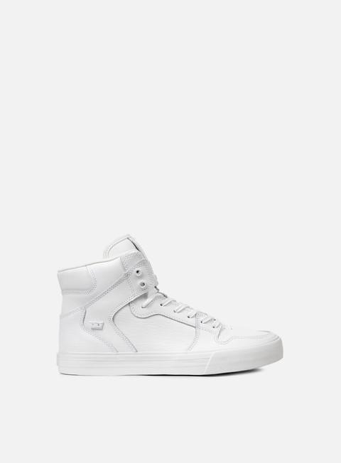 Outlet e Saldi Sneakers Alte Supra Vaider