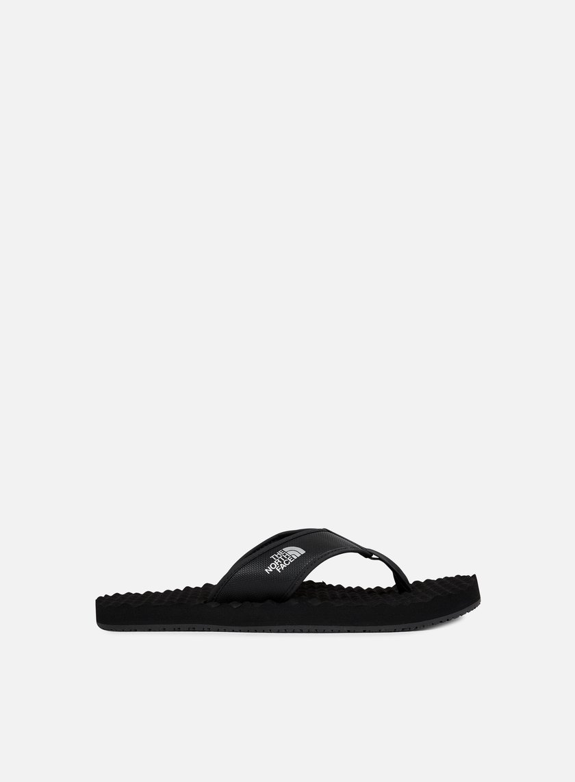 The North Face - Base Camp Flipflop, Black/Black