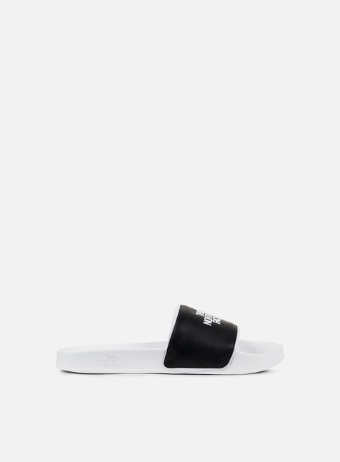 sneakers the north face base camp slide ii tnf white tnf black